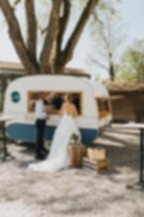 Mr. Kale Caravanbar - Hochzeitsapéro - Mobile Bar - Foodtruck Zürich - Foodtruck Schweiz - Cocktais