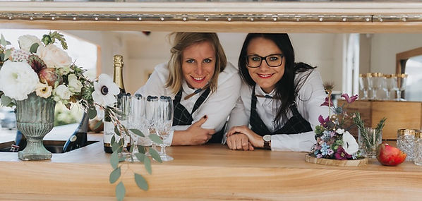 Bar Catering Mr. Kale Caravan Bar - Mobile Bar - Foodtruck Zürich - Foodtruck Schweiz - Apéro Catering