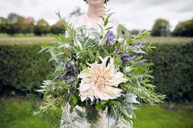 London Wedding Bride Bouquet