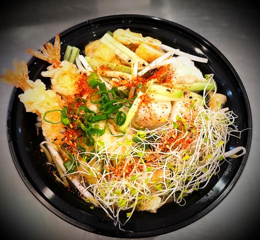 Shrimp Shumai Udon