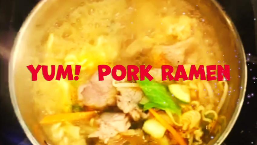 Pork Ramen