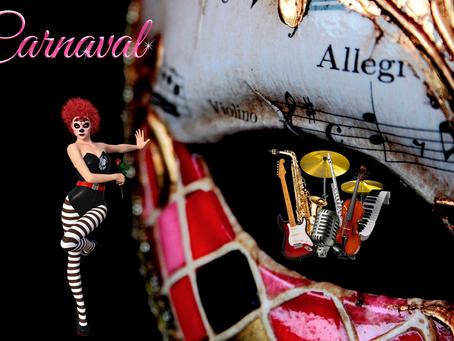 Carnavales: siempre acompañado de música
