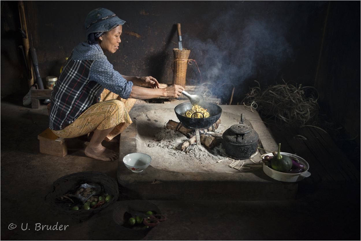 Myanmar cooking