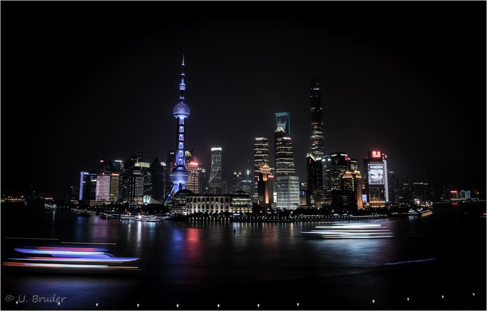 Shanghai by night 1