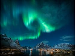 Lofoten Islands Aurora 2
