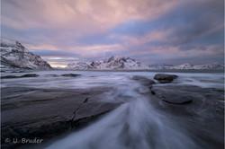 Lofoten shore 4