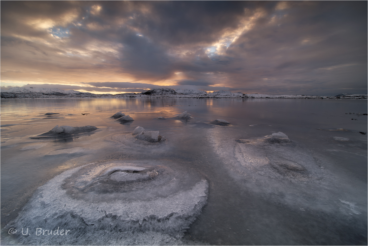 Lofoten sunrise 3