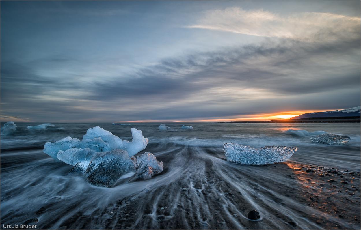 Iceland Sunset 1