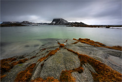 Lofoten winter colours 8