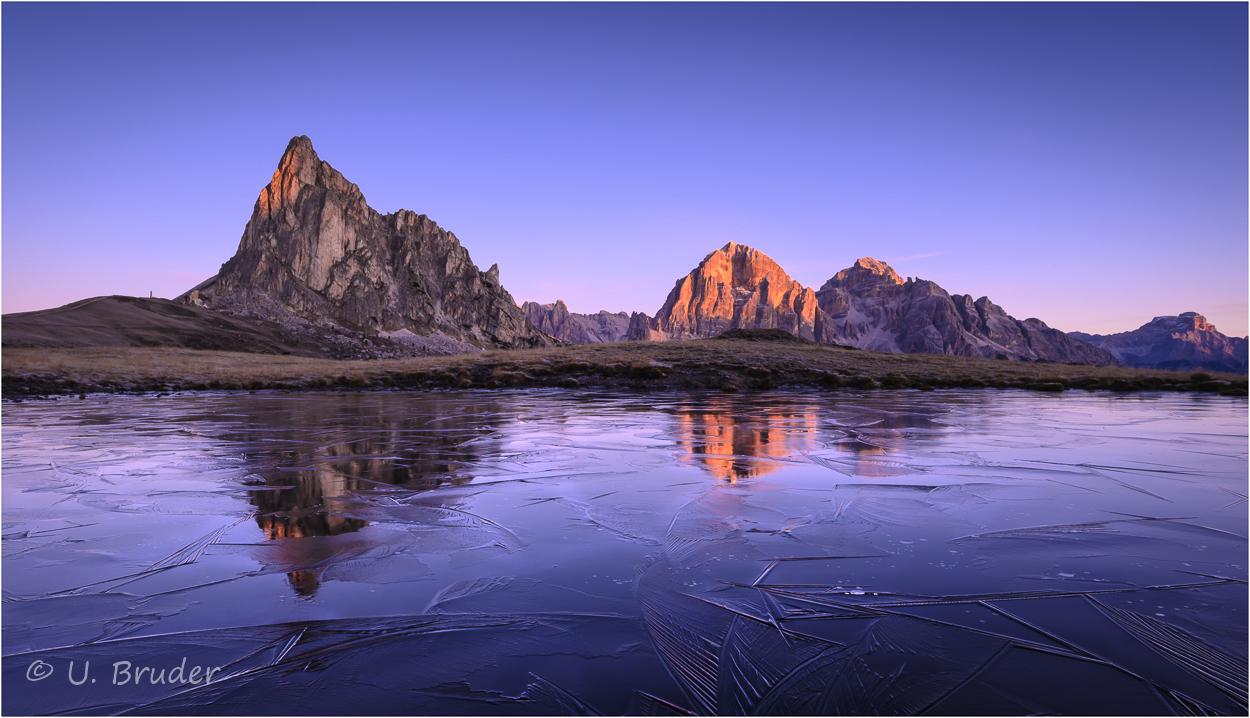 Icy Dolomites 1