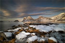 Lofoten winter colours 1