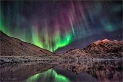 Frozen Lake II / Sky-Lights