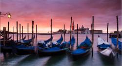Morgenrot / Venetian morning