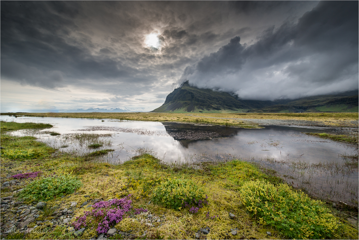 Wolkenberg / cloudy mountain