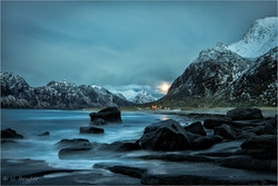 Lofoten mountains 2