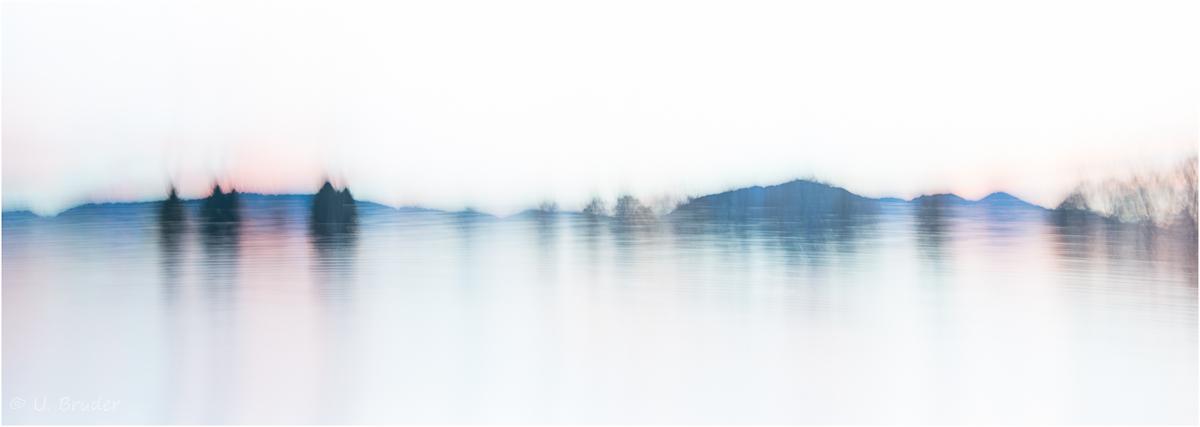 Staffelsee Aquarell