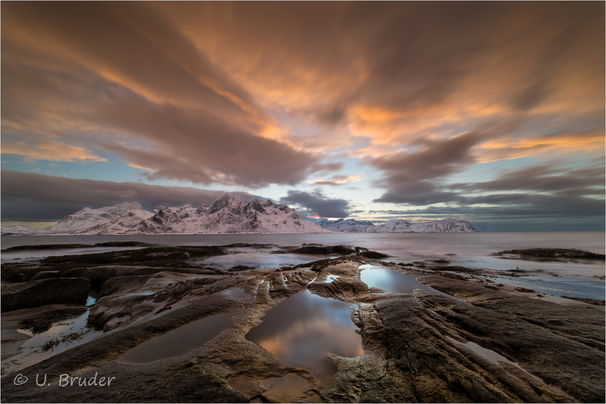 Lofoten sunset 5