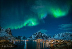 Lofoten Islands Aurora 4