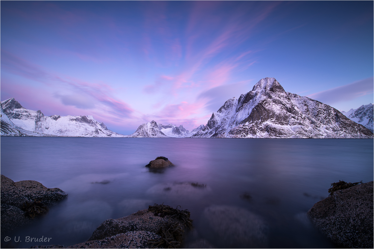 Lofoten shore 2