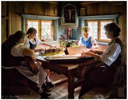 Traditional Bavarian music