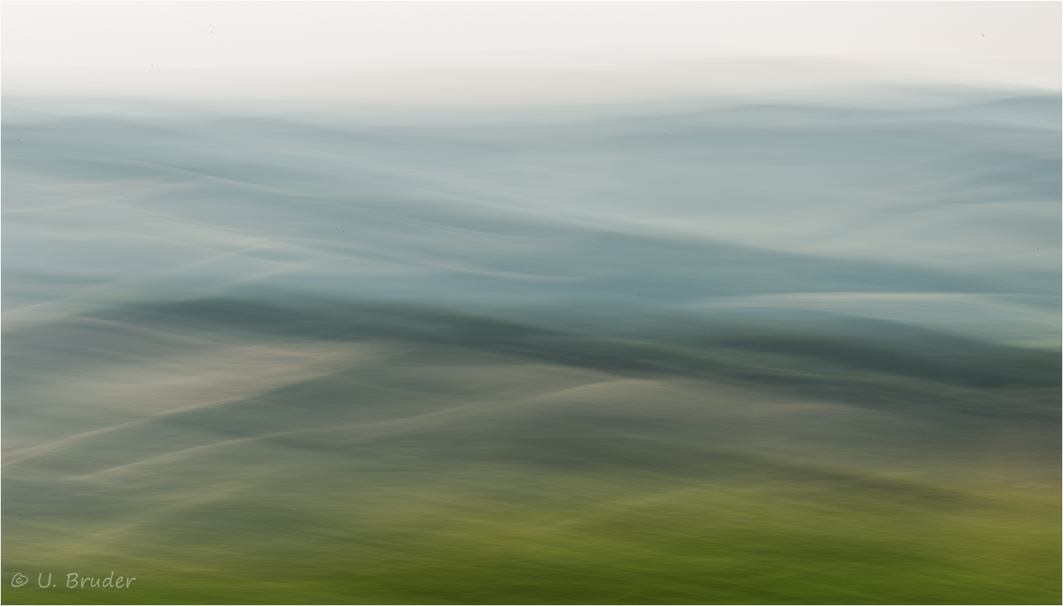 die Hügel der Toscana