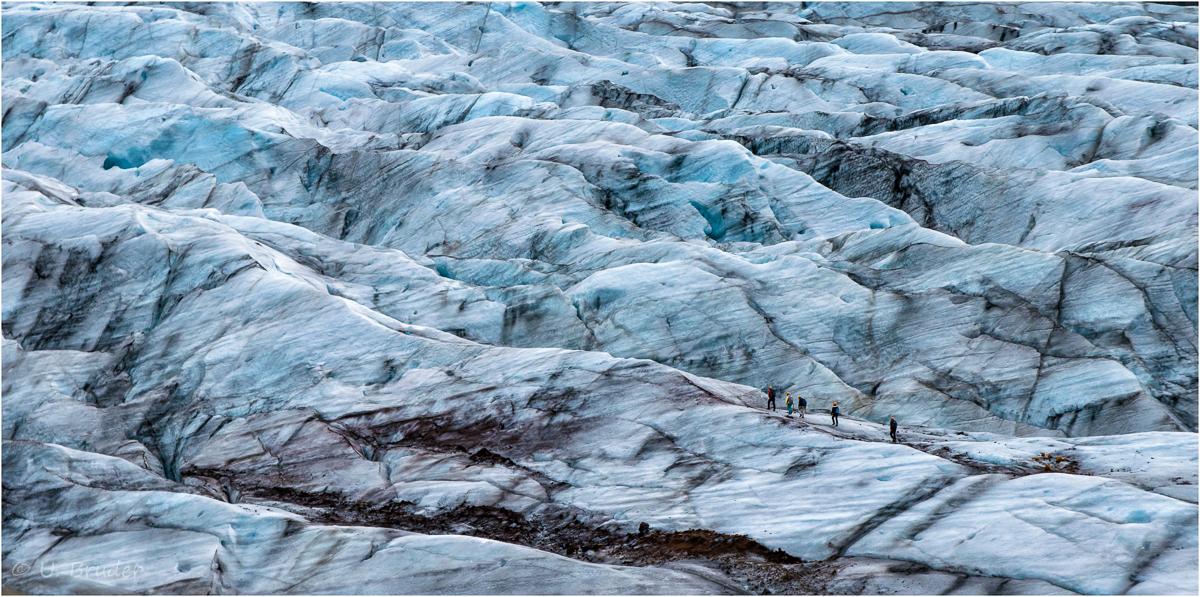 Walking the Ice