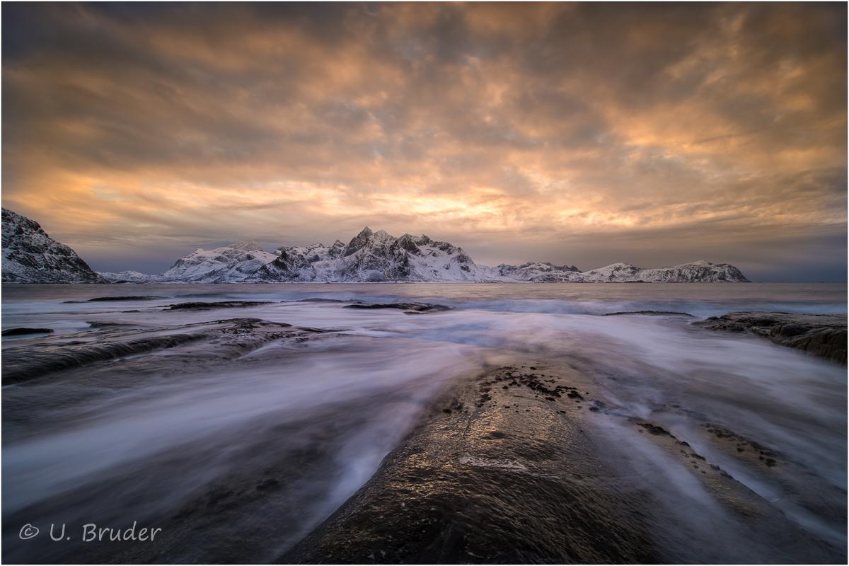 Lofoten sunset 3