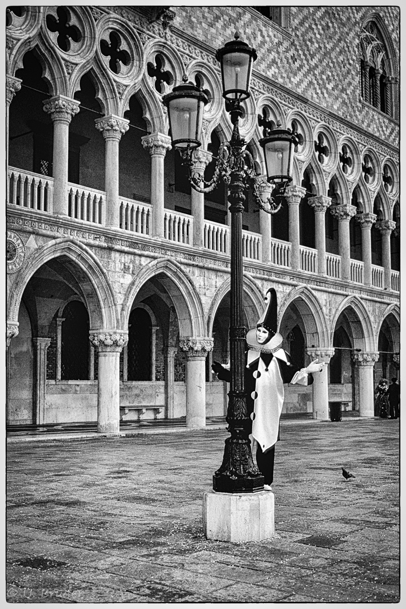 Carneval in Venedig