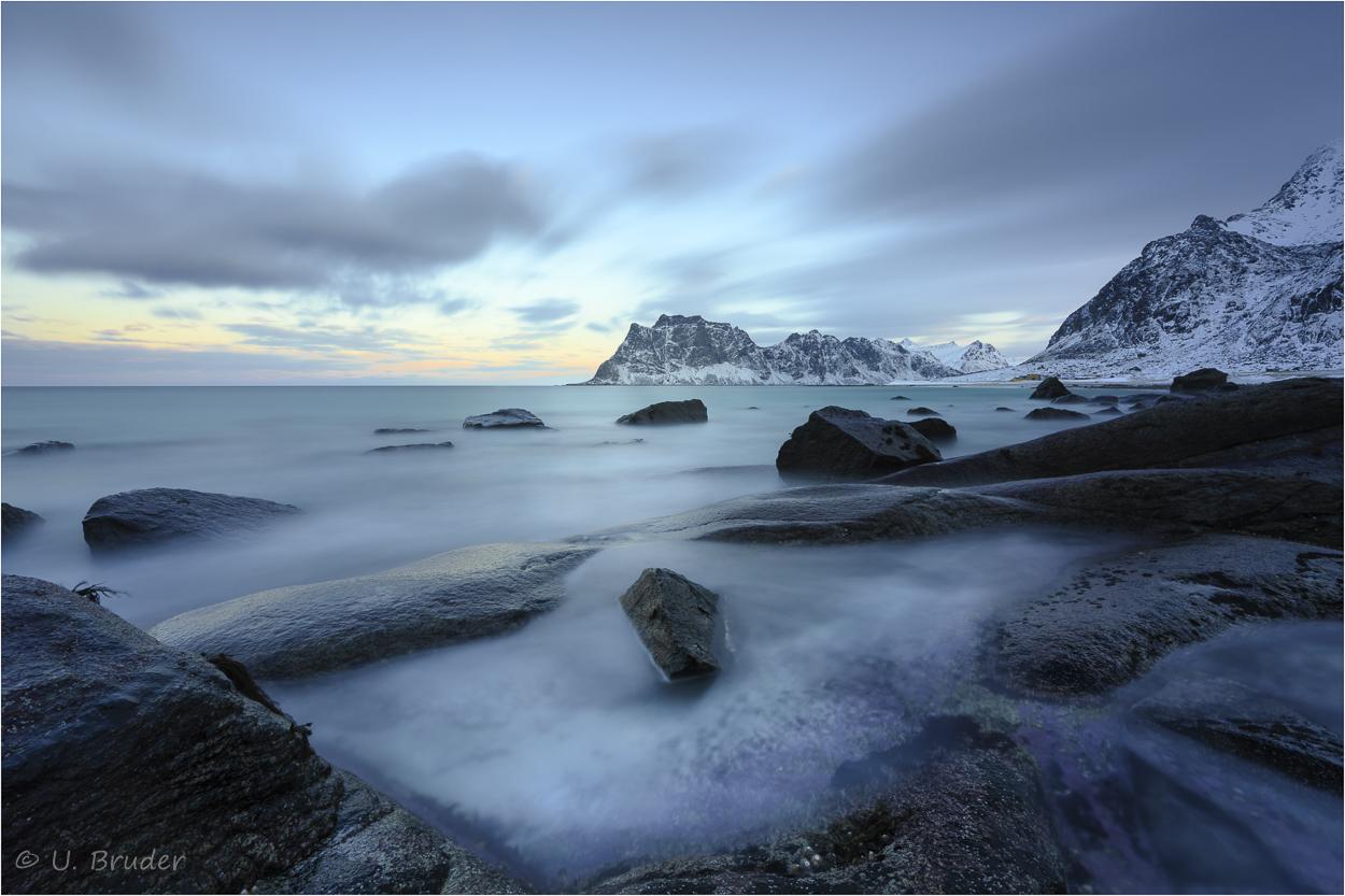Lofoten rocky coast 5
