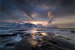 Lofoten sunset 4