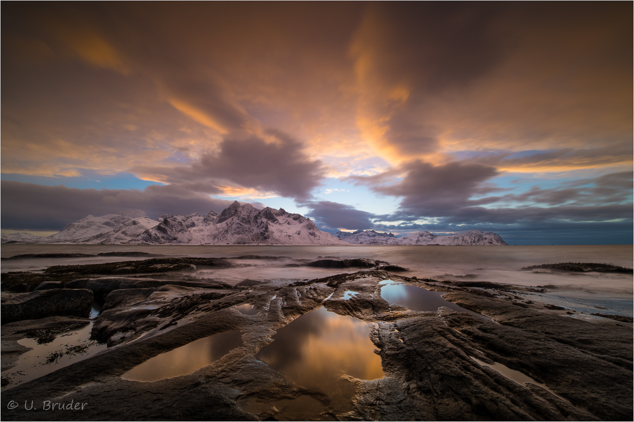 Lofoten sunset 11