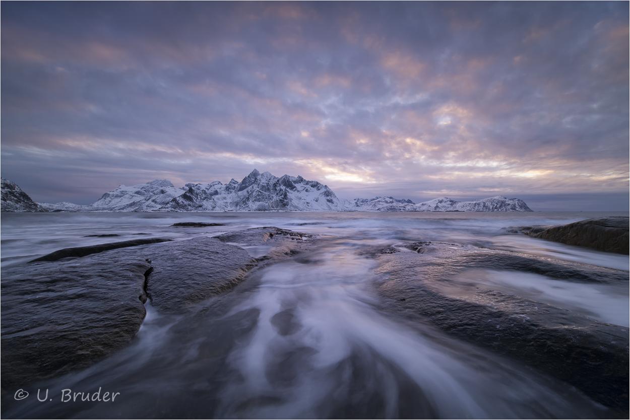 Lofoten sunset 1