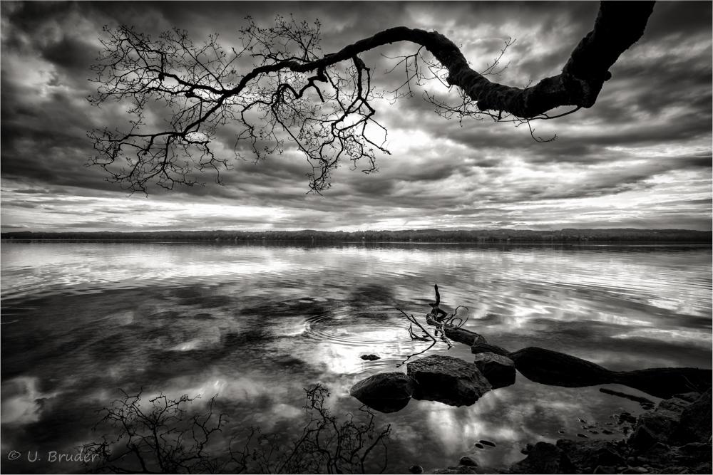 morning at the lake sw