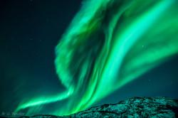 Polarlichtsturm