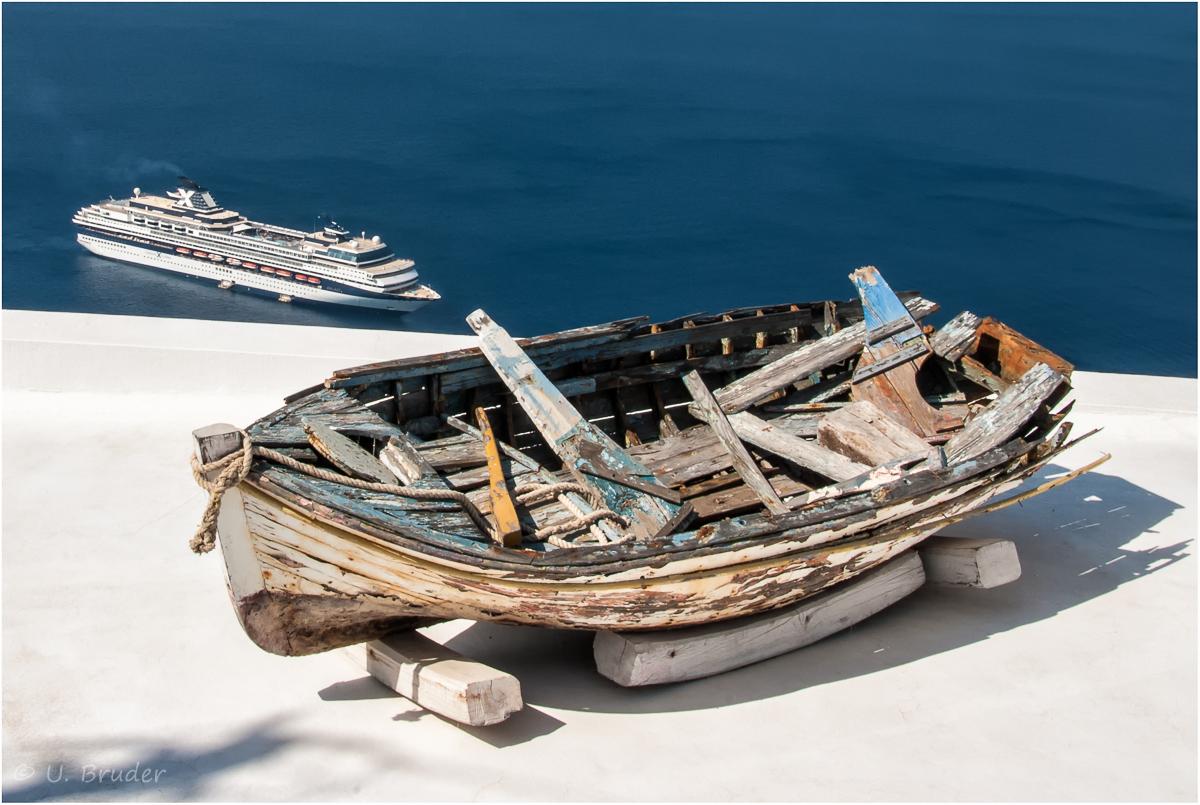 so oder so über das Mittelmeer