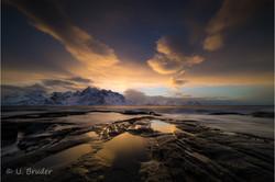 Lofoten sunset 7