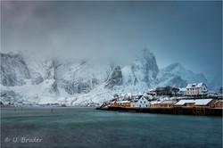 Lofoten mountains 1