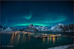 Lofoten Islands Aurora 1