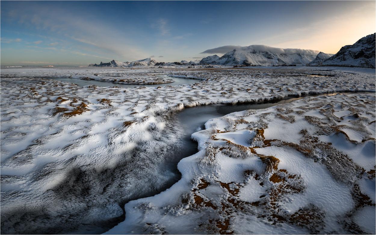 Lofoten Winter Colours 9