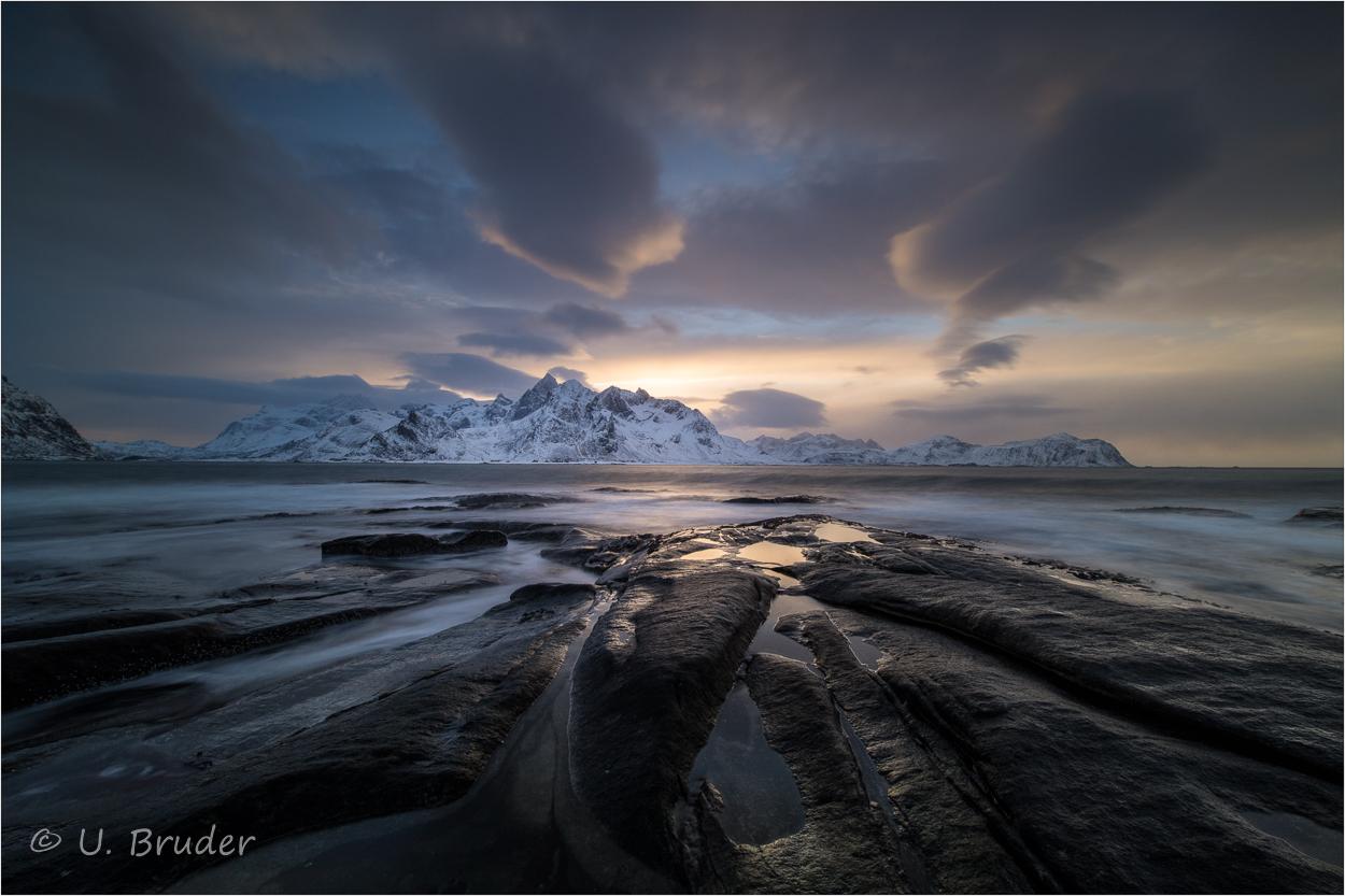 Lofoten sunset 12