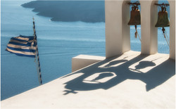 Santorini Shadow