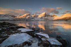 Lofoten sunrise 5