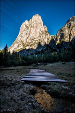 October Dolomites