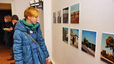 Łukasz Biederman, fotografia, Poznańska Galeria Nowa, Poznań listopad 2011, fot. Anna Zdebska
