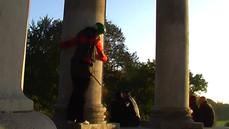 W Świątyni Słońca, działania w Parku Angielskim, Monachium październik 2005