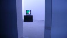 Wystawa dyplomowa w Inner Spaces If Gallery, fragment, Poznań wrzesień 2006