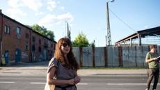 Olsztyn z nożem w plecach, Olsztyn lipiec 2015, fot. Arkadiusz Stankiewicz