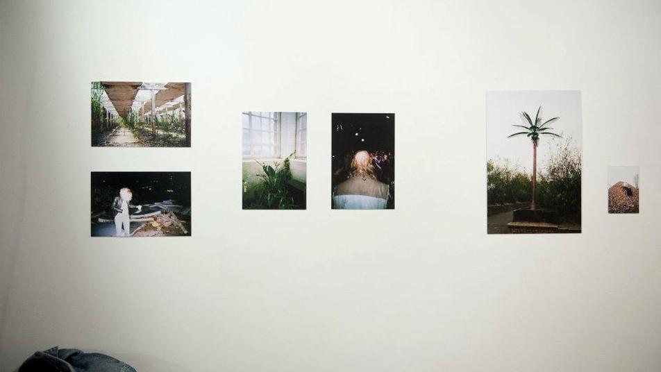 Ola Paprocka, fotografia, Utrophia Project Space, Londyn czerwiec 2012, fot. Natalia Janula