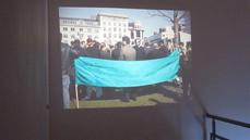 Erica Scourti, Spectrum, pokaz slajdów 2007- 2010, fot. Tinsel Edwards