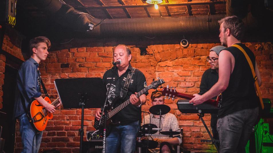 Garażówka, Olsztyn 2016, fot: RysiArt